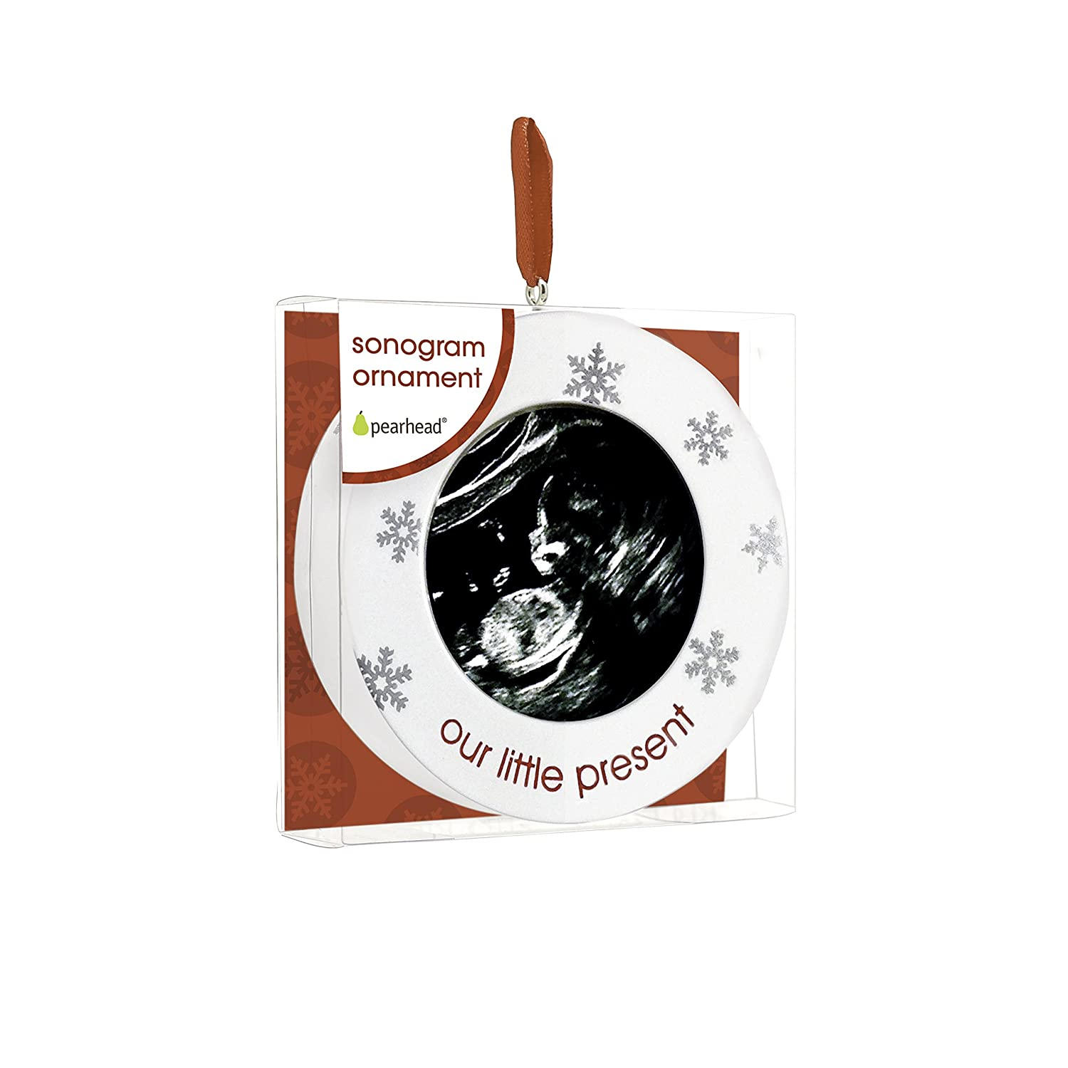 Home Décor Makes A Perfect Holiday Gift Pearhead Inc 50010 Pearhead New And Improved Babyprints No Bake Baby Handprint Or Footprint Keepsake Ornament Home Décor