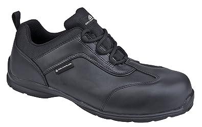8f883de7d86 Delta Plus Chaussures – Jeu Chaussure Cuir strategy Noir Taille 42 (1 Paire)