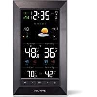 Deals on AcuRite Vertical Color Weather Station w/24 Hour Future Forecast