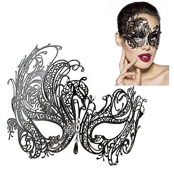 dsstyles masquerade mask for women verona venetian style metal