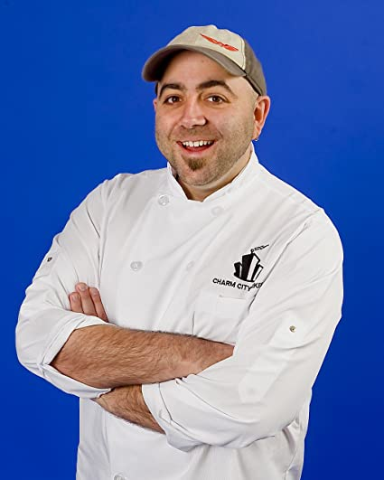 Amazon Duff Goldman Ace Of Cakes 8 X 10 8x10 GLOSSY Photo Picture IMAGE 2 Everything Else