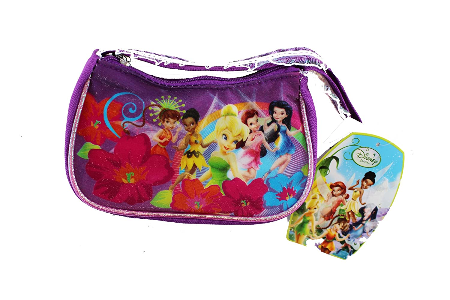Disney Fairies Cosmetic Pouch Purse