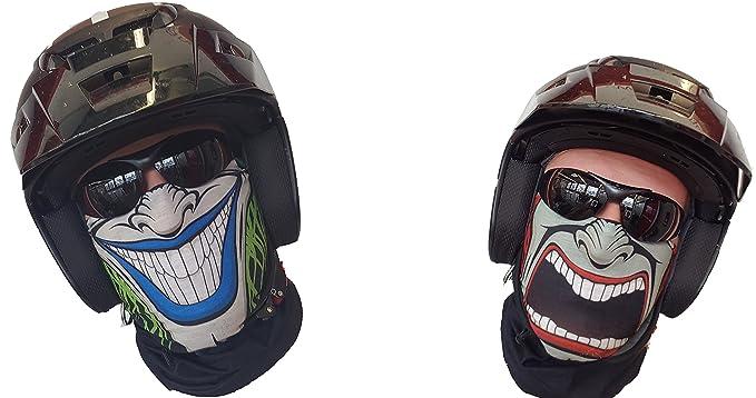 MULTIFUNZIONE Sciarpa Foulard Panno Tubo Panno Testa Moto Biker Bicicletta #89