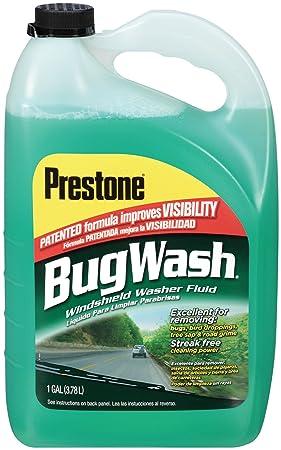 Prestone Líquido Bug lavado líquido limpiaparabrisas