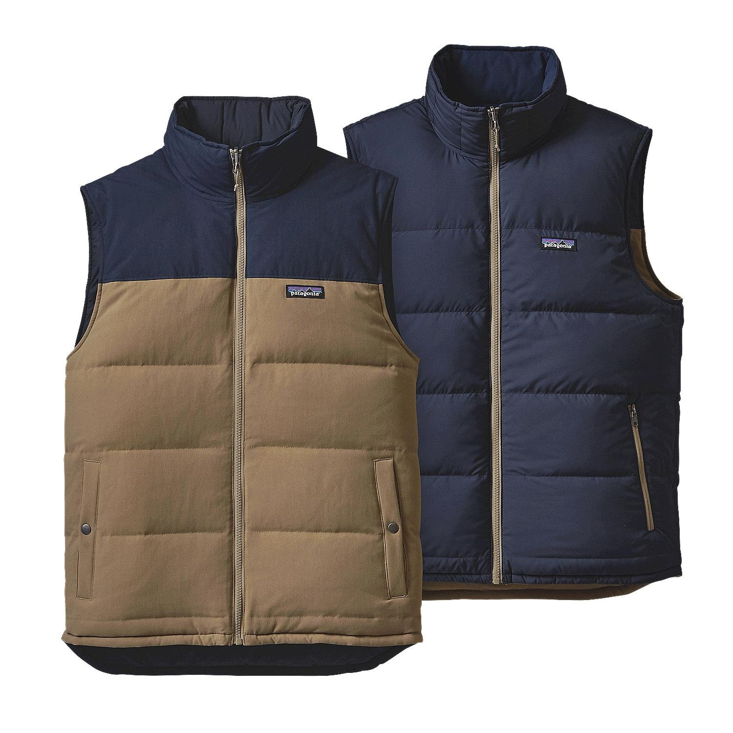 Patagonia Reversible Bivy Down Vest Men