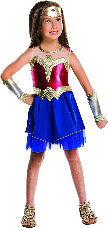 Rubies Mujer Maravilla - amanecer de Justicia - Disfraz Infantil ...