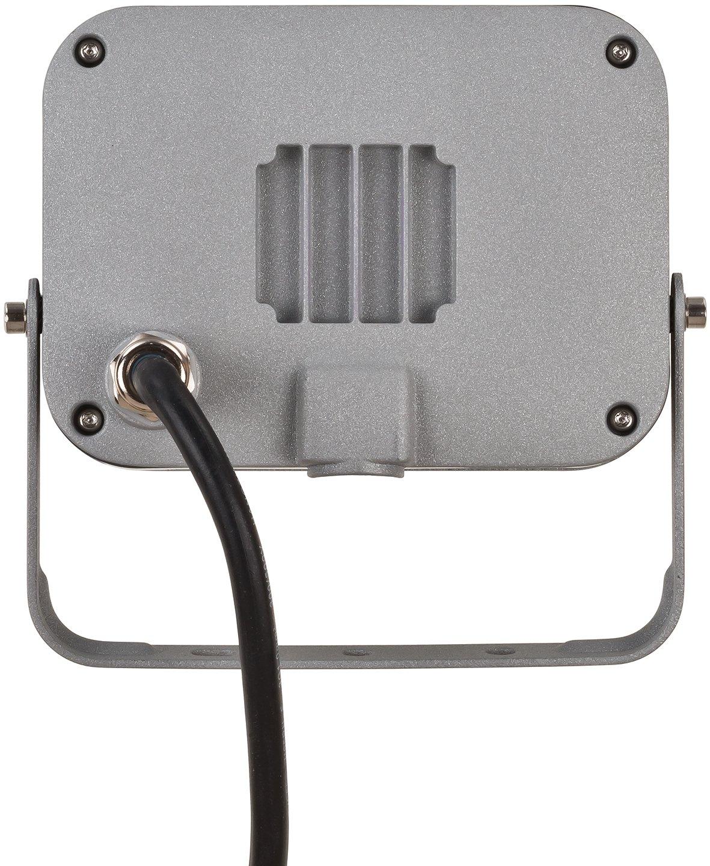 23,5 x 27,7 x 4 cm 50 W Brennenstuhl 1172900500 Projecteur slim LED Blanc Aluminium