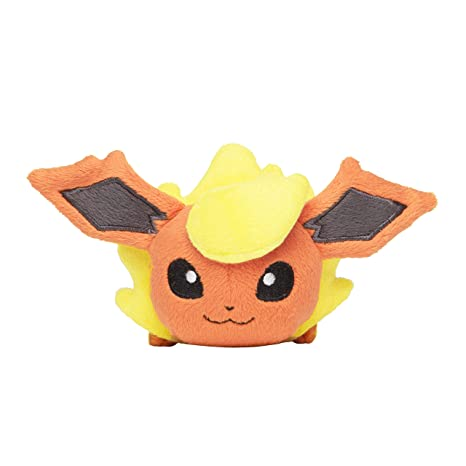 Pokemon Center Original Kuttari stuffed Flareon