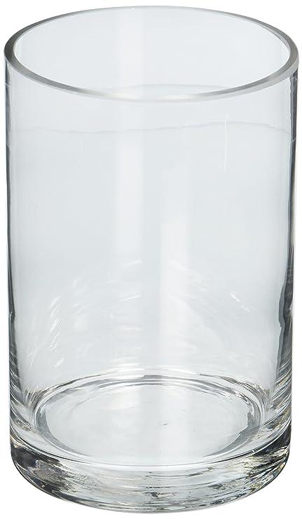 Amazon Cylinder Vase H 6 D 4 12 Pcs Home Kitchen