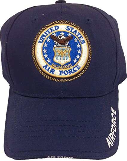 Amazon.com  Army Universe Navy Blue United States Air Force USAF ... e0f0f57c80a