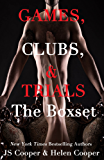 Games, Clubs, & Trials: The Boxset (The Ex Games, The Private Club, After The Ex Games, & The Love Trials in one box set)