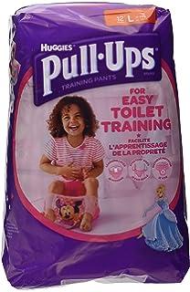 Huggies - Pull-Ups - Pañales - Talla L (16-23 kg)