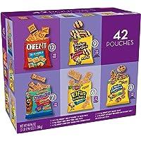 Keebler Cookie Cracker Variety Pack (42 ct.) A1