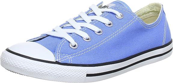 Converse As Dainty Ox 202280 52 51, Damen Sneaker, Blau