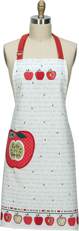 Kay Dee Designs R6601 Happy Apple Apron