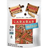 Larabar Minis Fruit and Nut Bars, Peanut Butter Chocolate Chip Cookie, 30 Count
