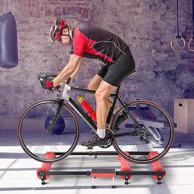 Rodillo De Bicicletas Rolo Para Hacer Ejercicio En Casa Y Mantenerse Saludable