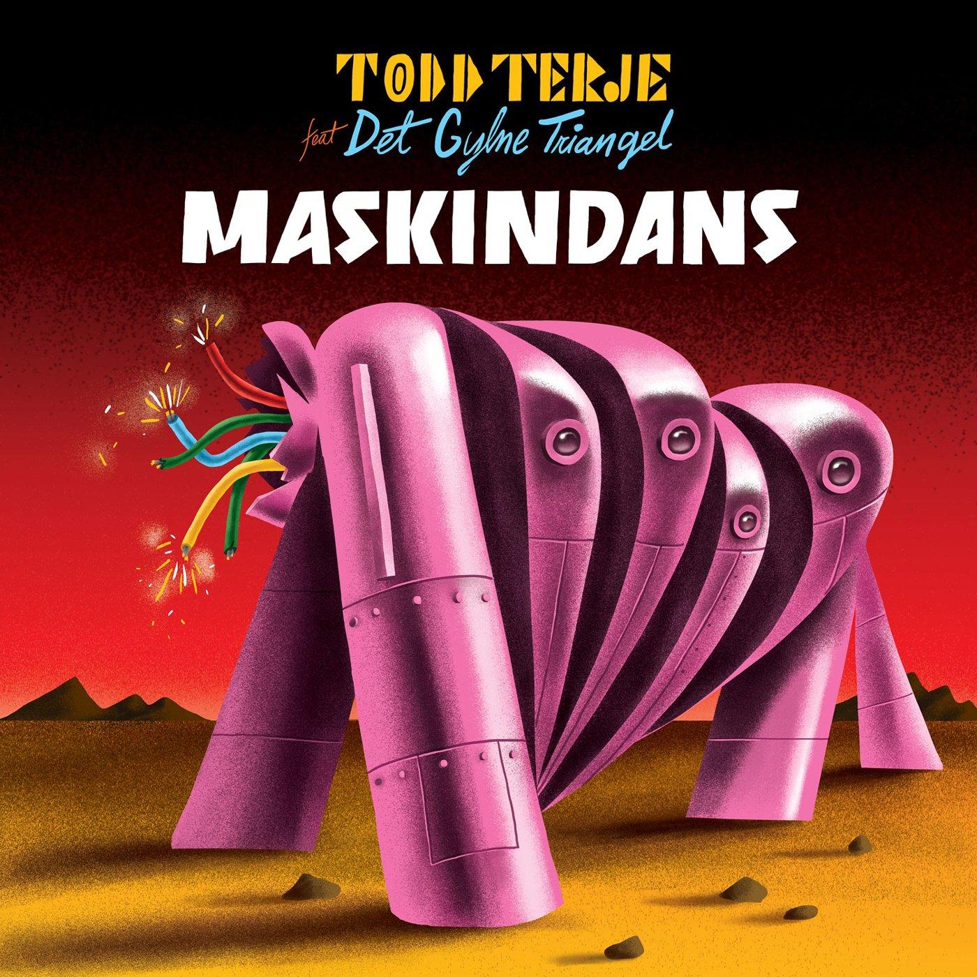 Todd Terje - Maskindans
