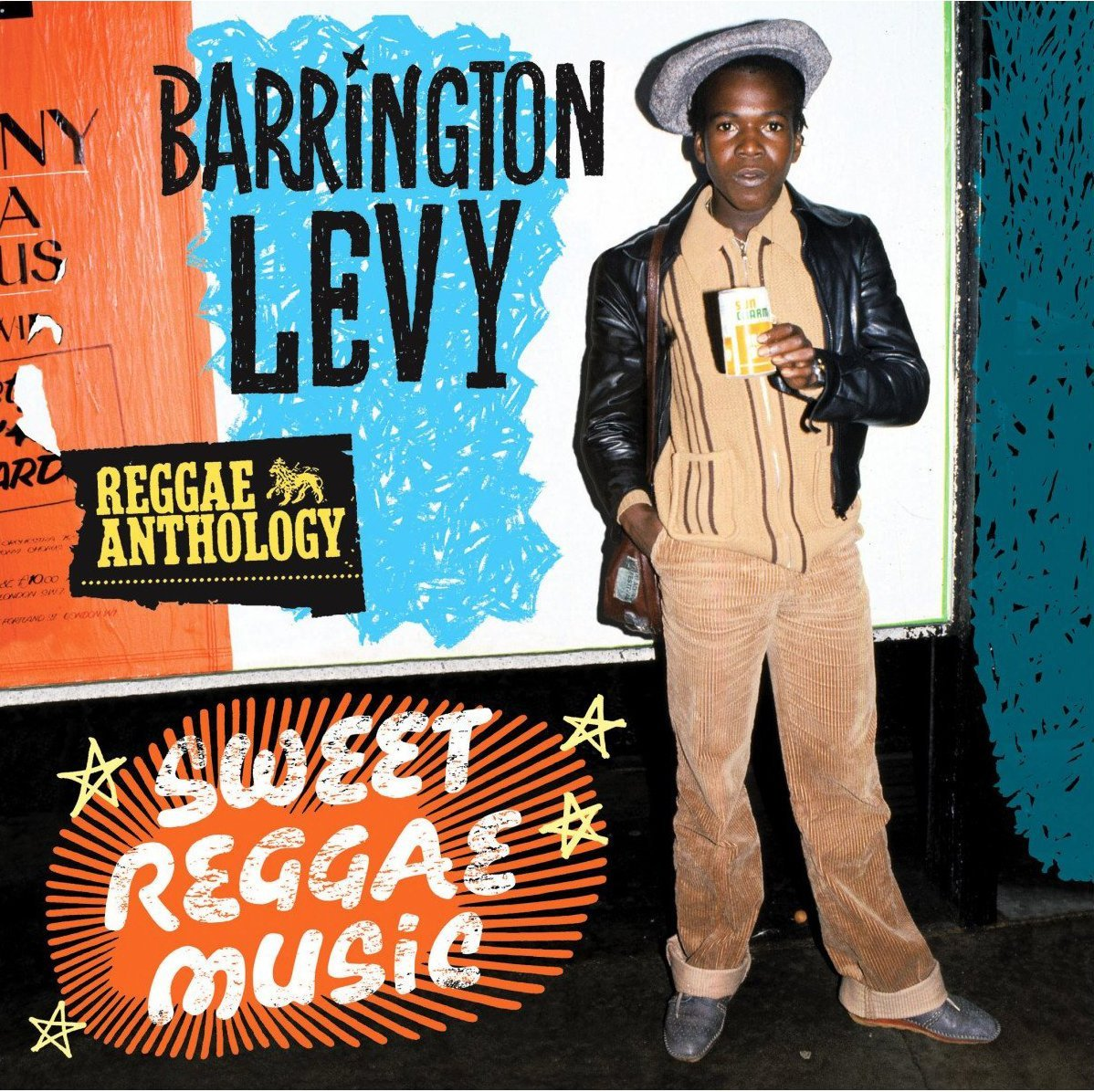 Reggae Anthology Barrington Levy - Sweet Reggae Music