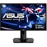 "Asus VG248QG 24"" Gaming Monitor, 1080P Full HD, 165Hz (Supports 144Hz), G-SYNC Compatible, 0.5ms, Extreme Low Motion…"