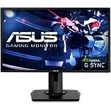 "Asus VG248QG 24"" G-Sync Compatible Gaming Monitor 165Hz Full HD 1080p 0.5ms DP HDMI DVI Eye Care"