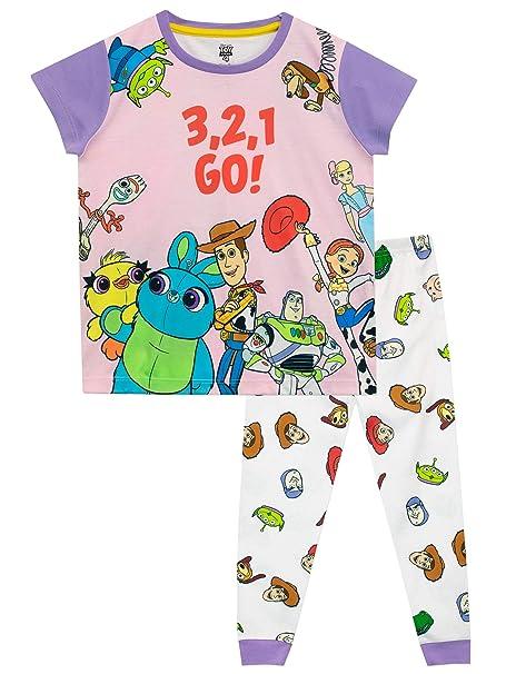 Amazon.com: Pijamas de Toy Story de Disney para niñas: Clothing