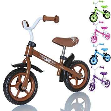LCP Kids TRAX Kinder Laufrad als Lern Fahrrad ab 2 Jahren - 10 Zoll ...