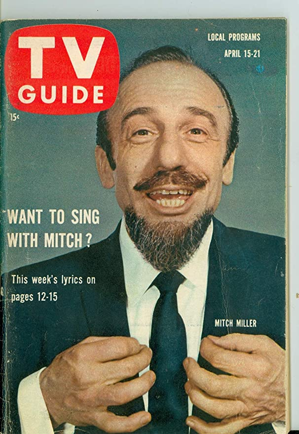 Review 1961 TV Guide Apr