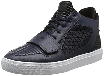 05c47a8c635 Creative Recreation Men's Lasala Hi-Top Sneakers: Amazon.co.uk ...