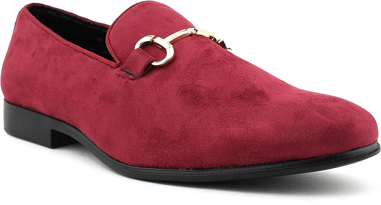 Jetrano Aerostar Sale Sales - Dress Shoes for Velvet in Men Formal Loafers