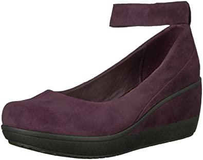 hot new products clients first new products Clarks Women's Wynnmere Fox Ankle Wedge Pump