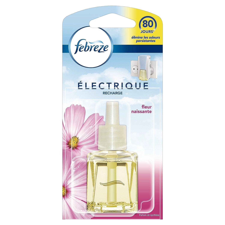Bonne Odeur Dans La Salle De Bain ~ febreze d sodorisant diffuseur electrique avec recharge fleurs