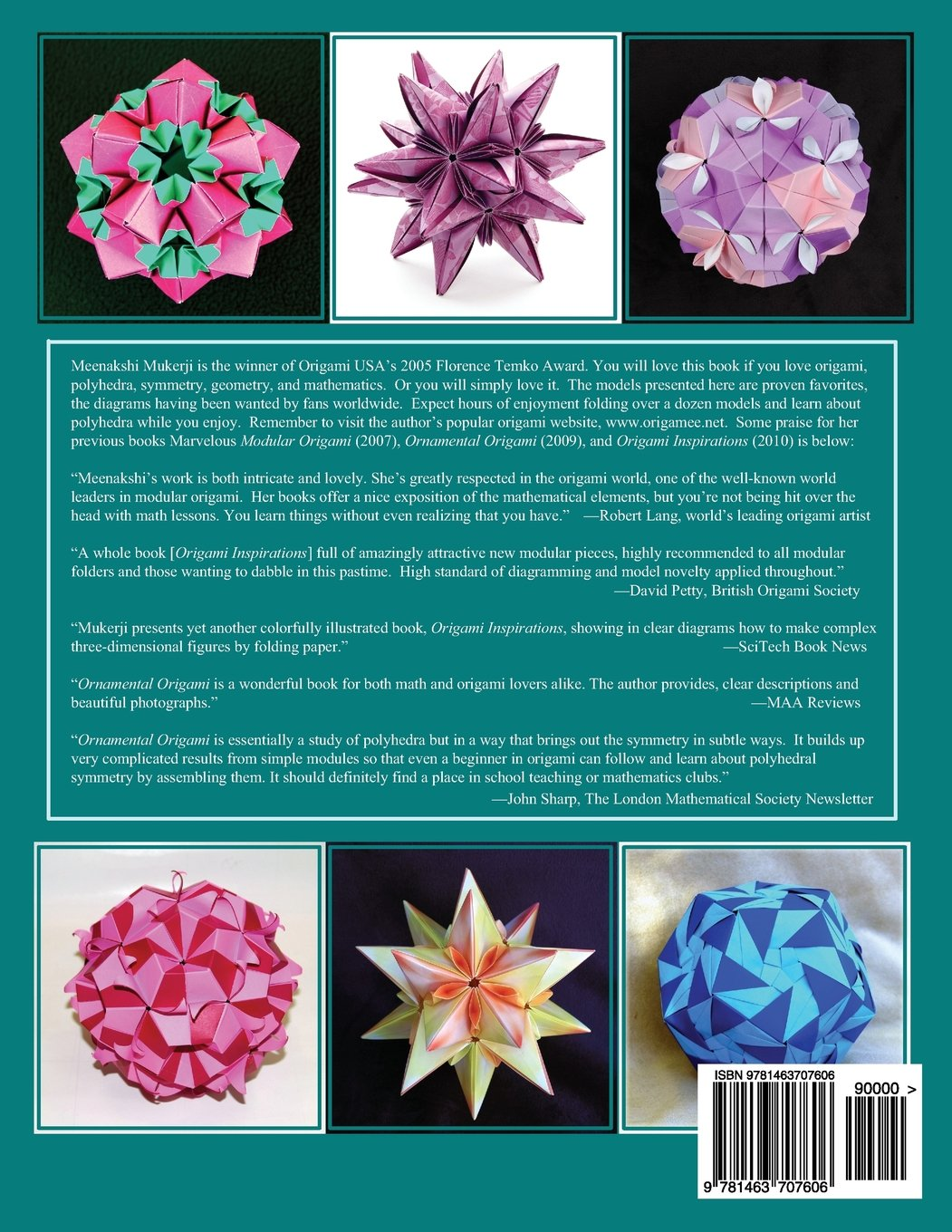 Buy Exquisite Modular Origami Book Online at Low Prices in India ...