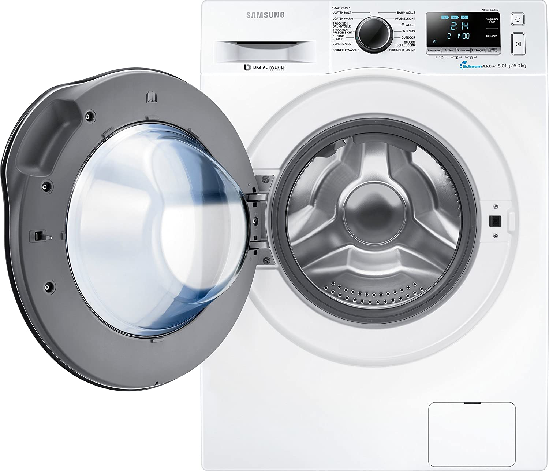 Szeneriebild Waschtrockner