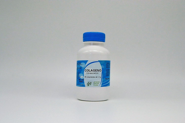 Colágeno Con Magnesio 90 comprimidos de 1300 mg de Ghf: Amazon.es: Salud y cuidado personal