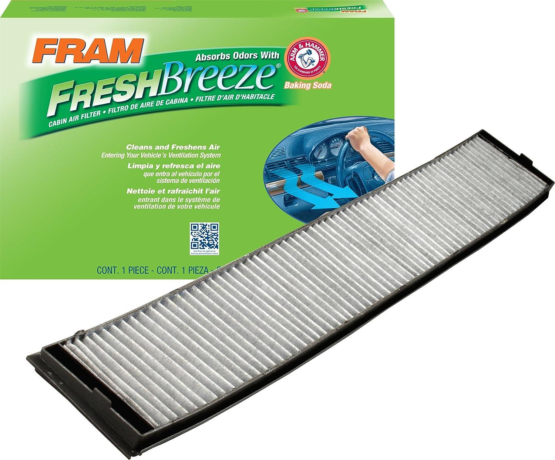 FRAM CF10362 Fresh Breeze Cabin Air Filter