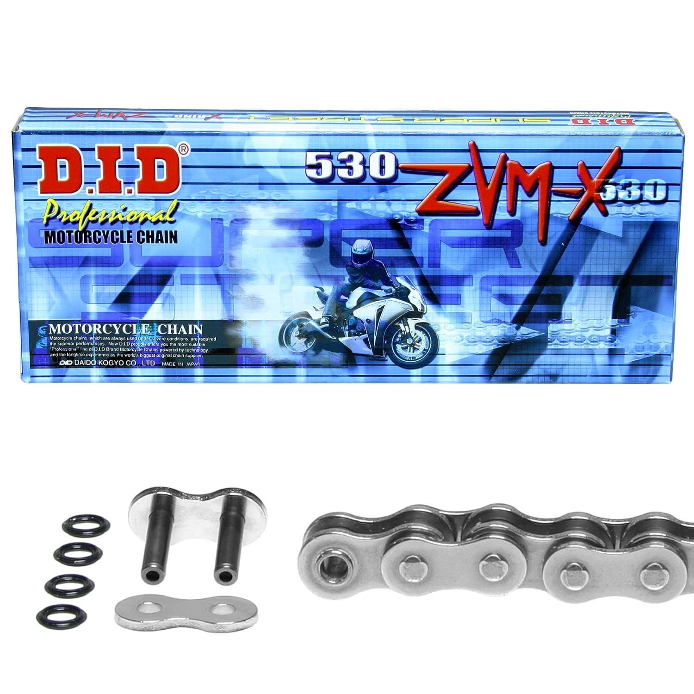super verst/ärkt 2009-2013 Kettensatz//Kettenkit Yamaha YZF-R1 ZVM-X Typ RN22 DID X-Ring