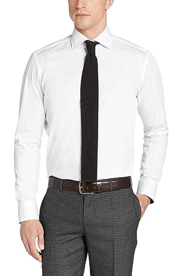 BOSS Camisa Vestir Hugo Blanca 50298839-100 (42)