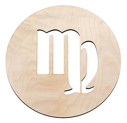 Amazon Fourth Level Mfg Designs Virgo Sign 12 Sacred Zodiac