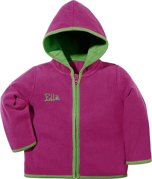 8ffbdaa3ab Kinderbutt Kinderbutt Fleecejacke Fleece Jacken: Amazon.de: Bekleidung