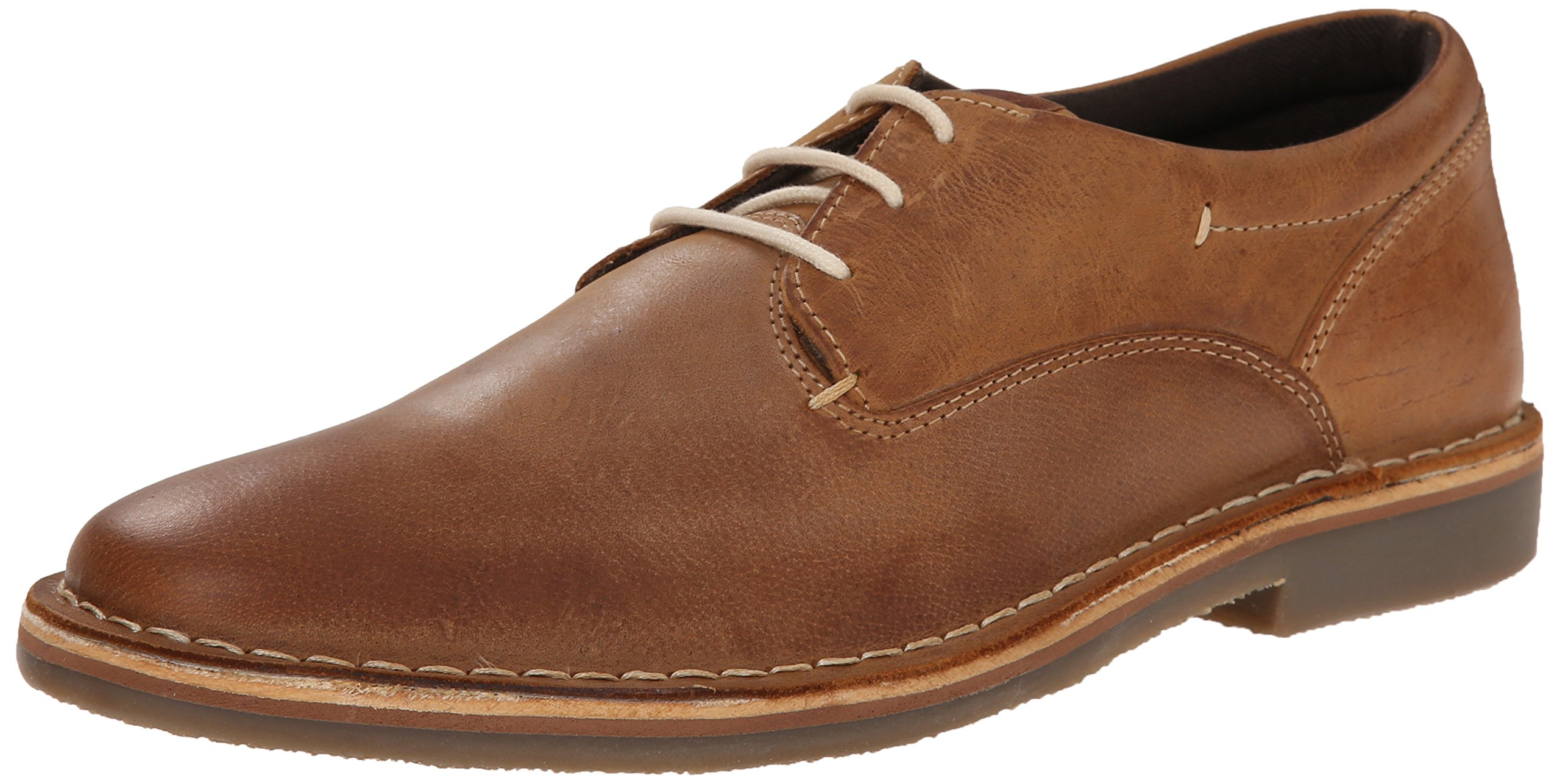 Steve Madden Men's Harpoon Oxford, Tan, 9.5 M US