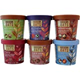 Modern Oats All Natural Oatmeal Variety Pack (Pack of 12)