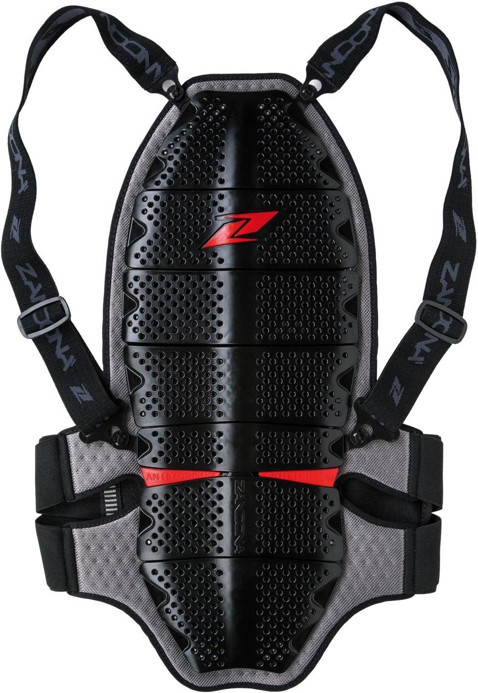 Zandon/à 8007BKMSL Protection Shark EVC X7 Black Size M