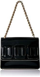 4a12ff4cbf Orla Kiely Glass Leather Linked Square Bonnie