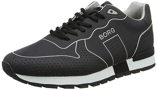 white Bjorn Borg shoe LOW SAT