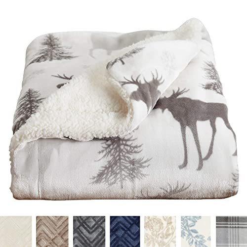 Print Fleece Blanket: Amazon.com