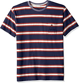 Amazon.com: Brixton Mens Hilt S/S Pkt Knit: Clothing