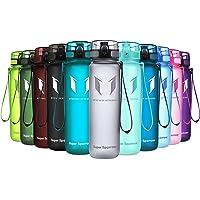 Super Sparrow Trinkflasche - Tritan Wasserflasche - 350ml & 500ml &750ml & 1000ml - BPA-frei - Ideale Sportflasche - Schnelle Wasserdurchfluss - Sport, Wasser, Fahrrad