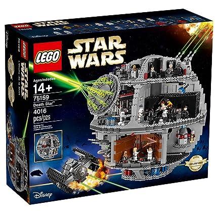 Amazon.com: LEGO Star Wars Death Star 75159 Star Wars Toy: Toys & Games