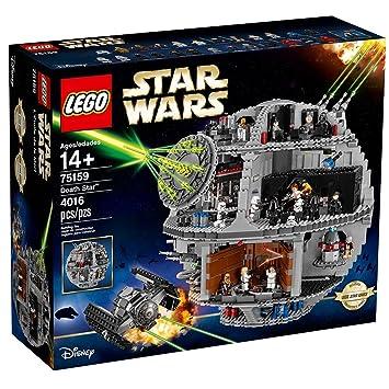 Amazon.com: LEGO Star Wars Death Star 75159 Star Wars Toy: Toys ...